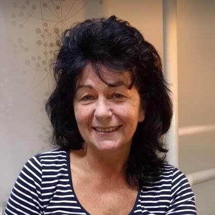 Portrait von Frau W.