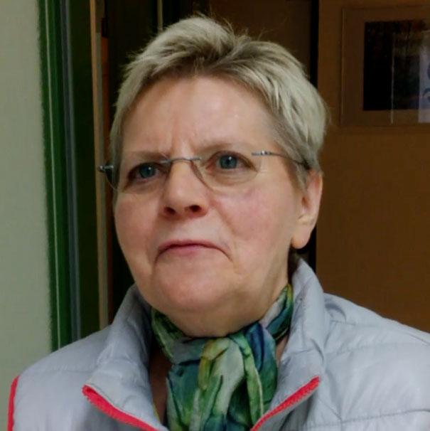 Portrait Frau Hoffmeister